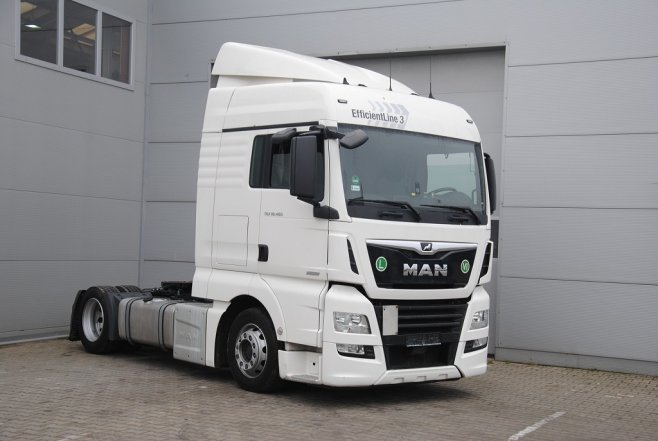 TGX 18.460, Low Deck Mega, XLX, Euro 6, salon Polska